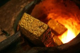 Gold refining 1