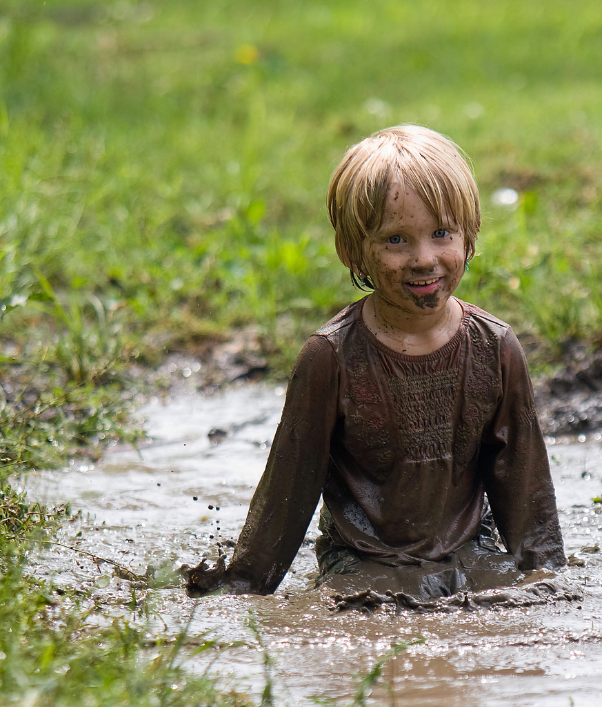 Mud Puddles  Proverbial Thought  More-2947